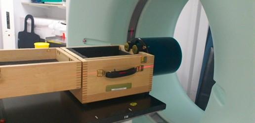 Weryfikacja systemu  tomografii komputerowej  w radioterapii