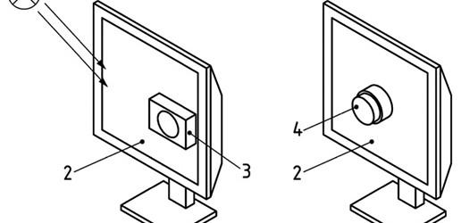 Testy odbiorcze/specjalistyczne monitorów według normy DIN 6868-157:2014