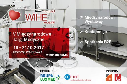 V Międzynarodowe Targi Medyczne WIHE
