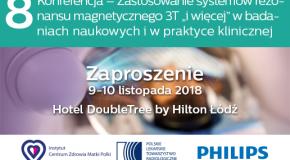 """8 Zastosowanie systemów rezonansu magnetycznego 3T """"i więcej"""" w badaniach naukowych i w praktyce klinicznej"""