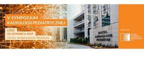 V Sympozjum Radiologii Pediatrycznej